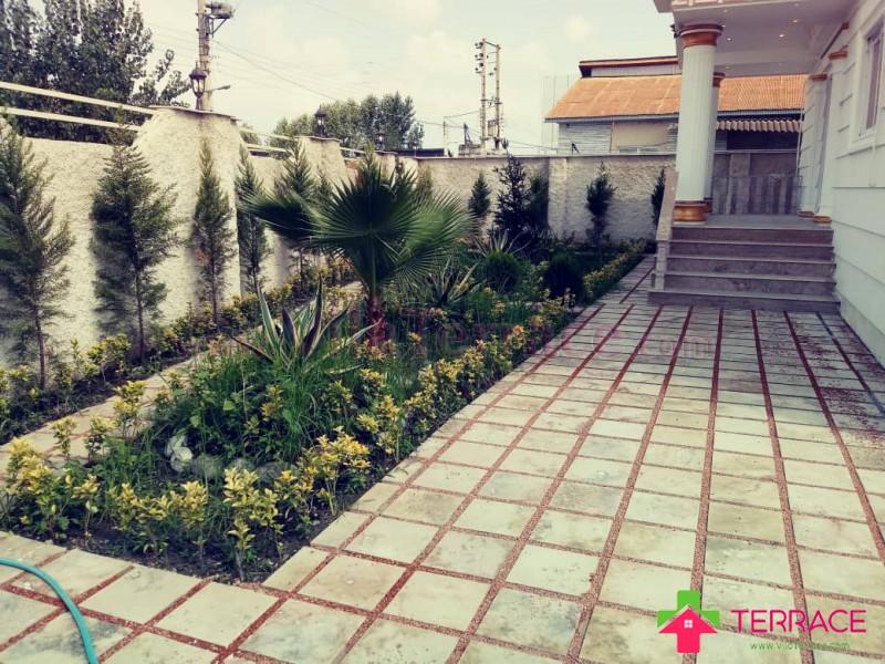 ویلا کلوده روستایی 1100 متری کد 531