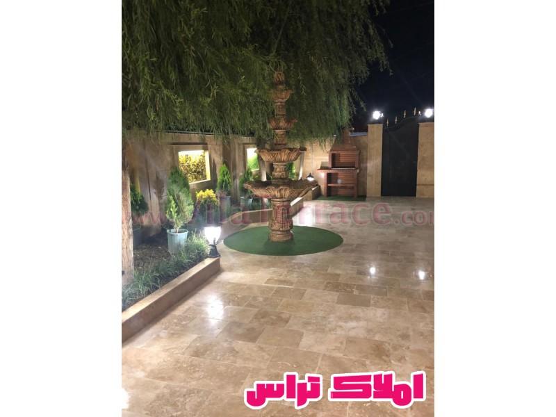 ویلا چمستان روستایی 275 متری کد 523