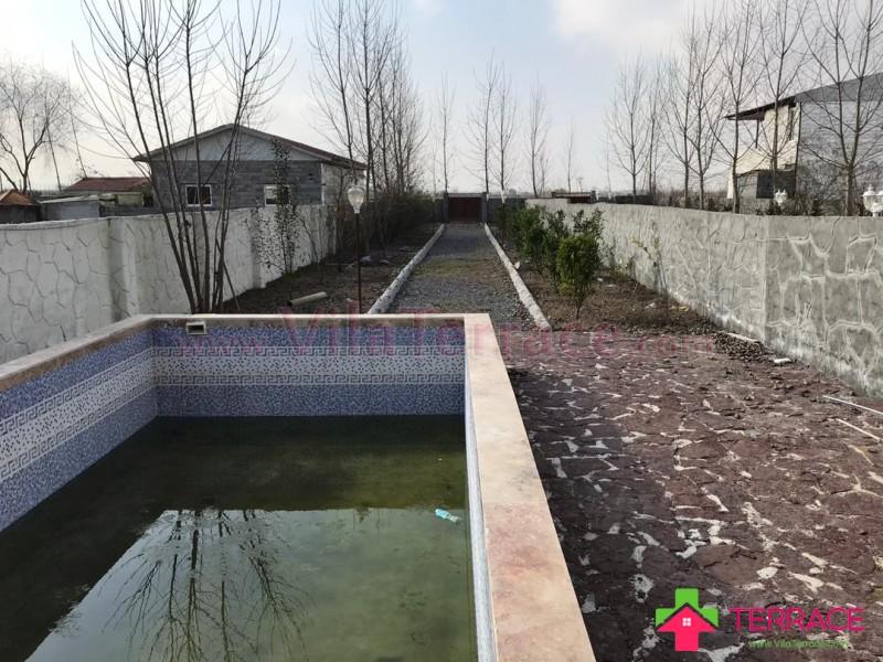 ویلا محمودآباد روستایی 900 متری کد 615