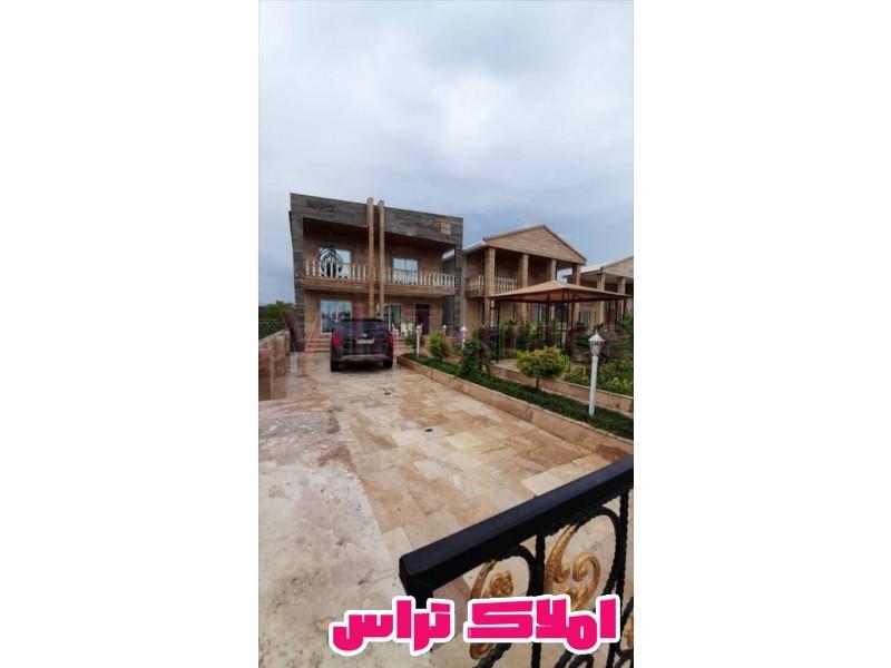 ویلا روستایی چمستان 230 متری کد 187