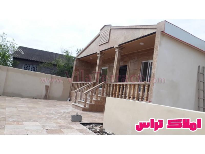 ویلا کلوده روستایی 210 متری کد 466