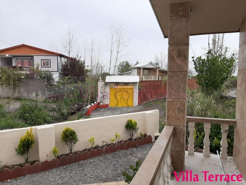 ویلا چمستان روستایی 200 متری کد 301