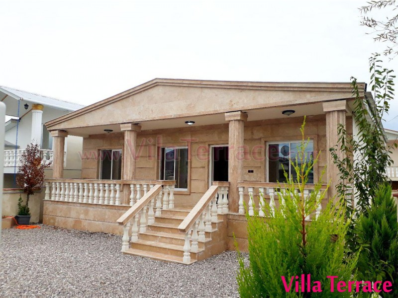 ویلا کلوده روستایی 270 متری کد 213