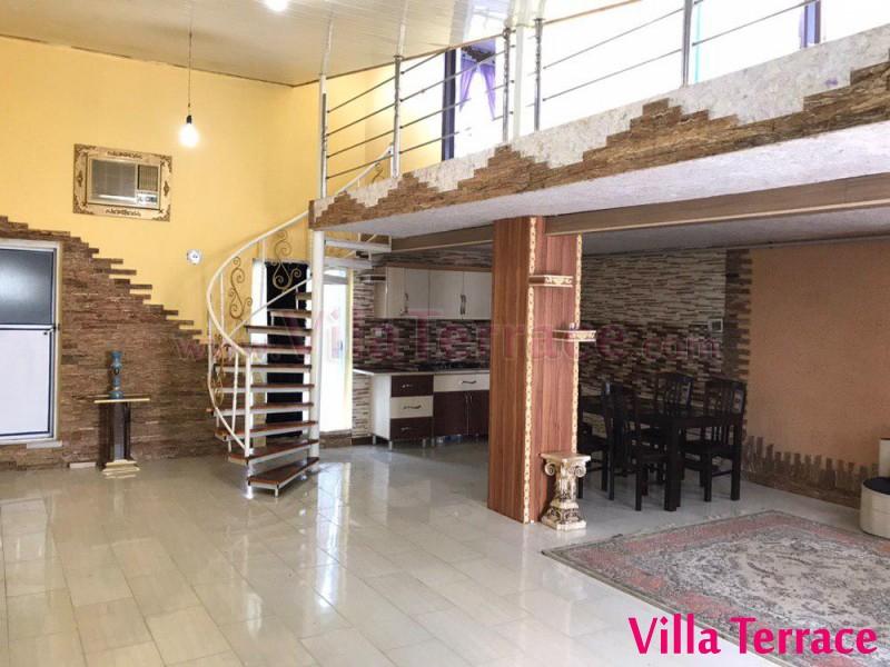 ویلا روستایی چمستان 200 متری کد 155
