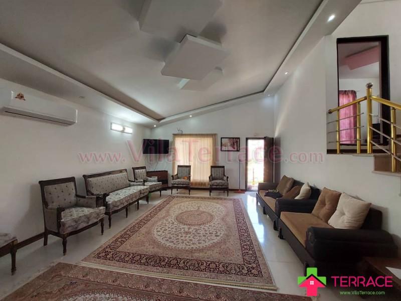 ویلا کلوده روستایی 260 متری کد 376
