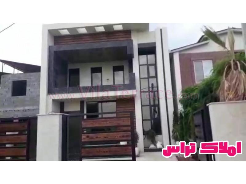 ویلا کلوده روستایی 220 متری کد 442