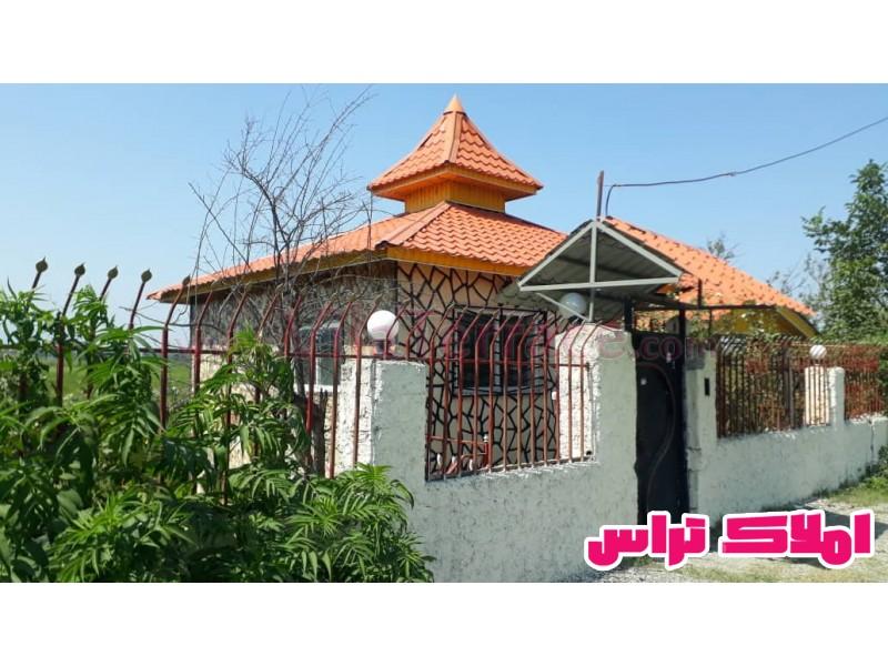 ویلا کلوده روستایی 230 متری کد 544