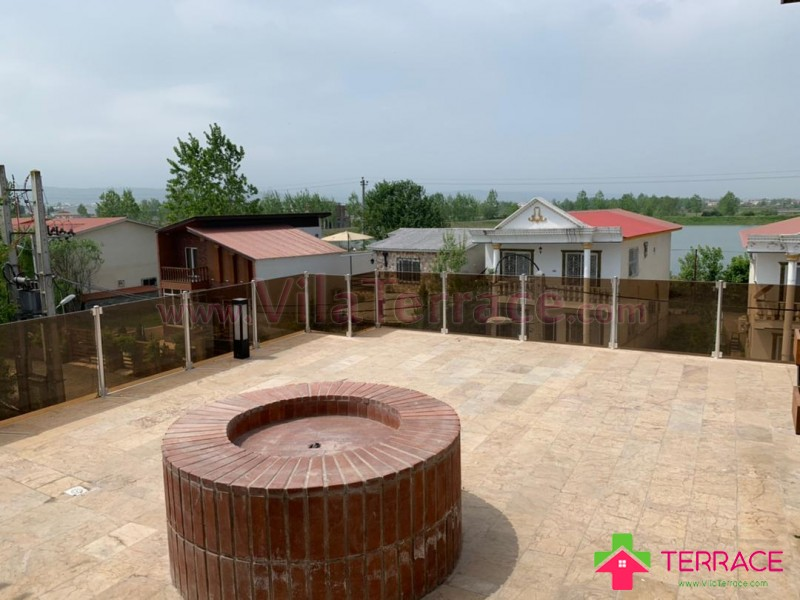 ویلا چمستان روستایی 250 متری کد 667