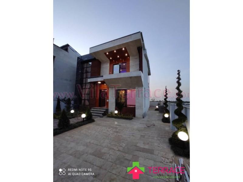 ویلا روستایی کلوده 430 متری کد 129