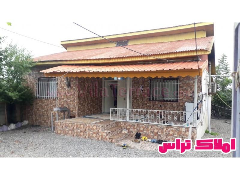 ویلا کلوده روستایی 350 متری کد 506