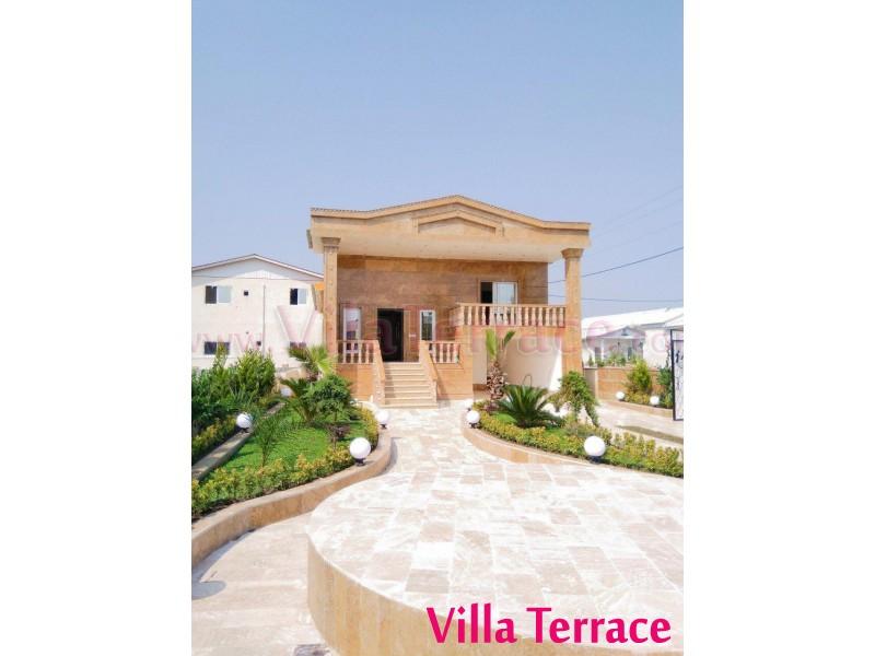 ویلا کلوده روستایی 430 متری کد 330