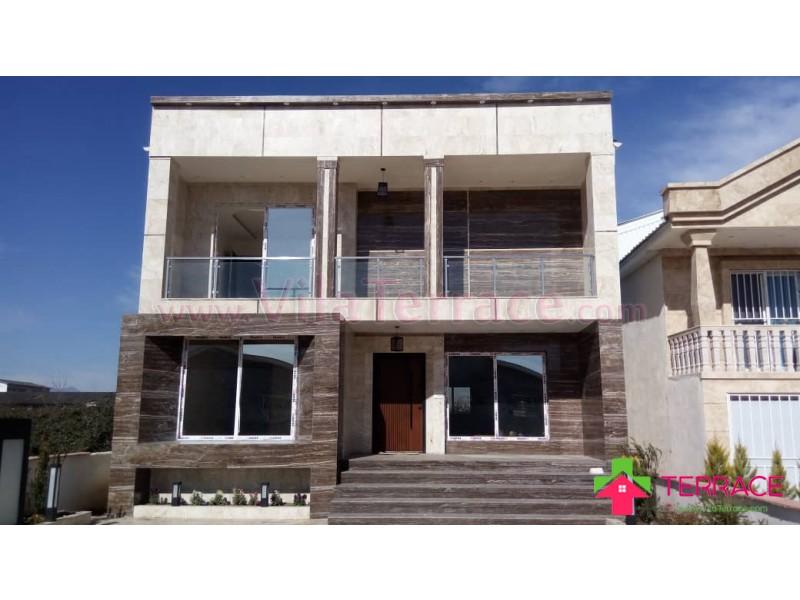 ویلا چمستان روستایی 210 متری کد 417