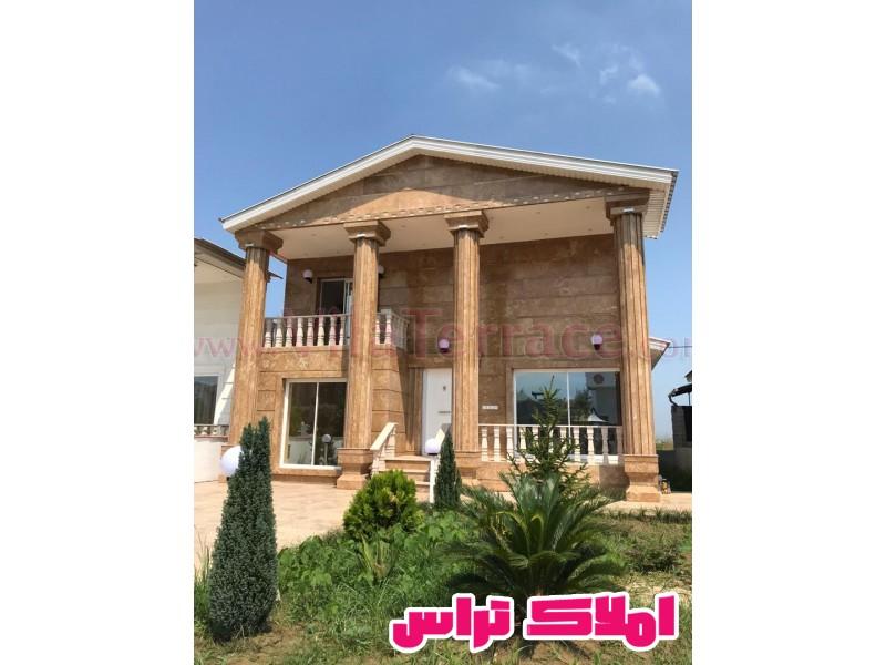 ویلا چمستان روستایی 300 متری کد 526