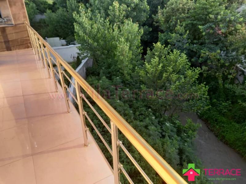 ویلا چمستان جنگلی 300 متری کد 610