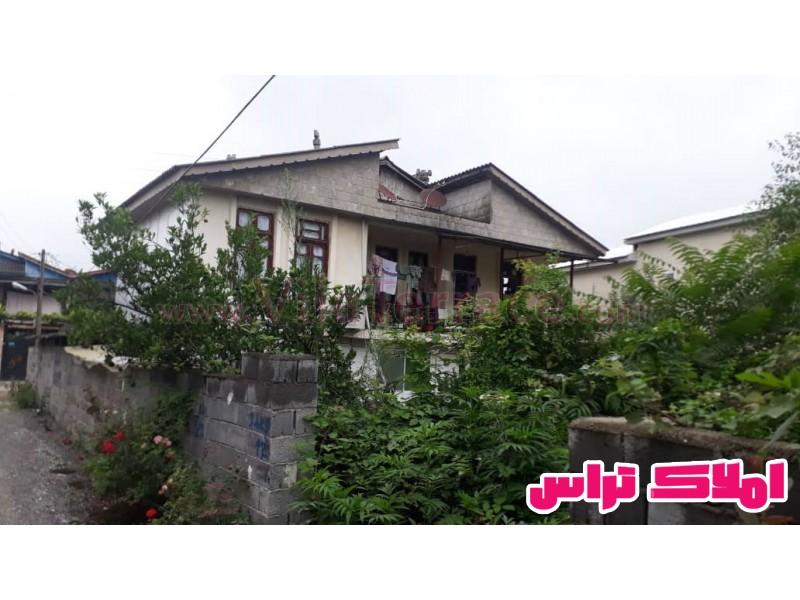 ویلا کلوده روستایی 310 متری کد 505