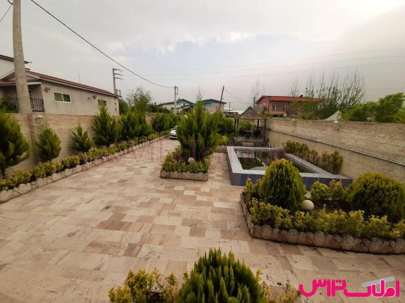 ویلا آمل روستایی 480 متری کد 387