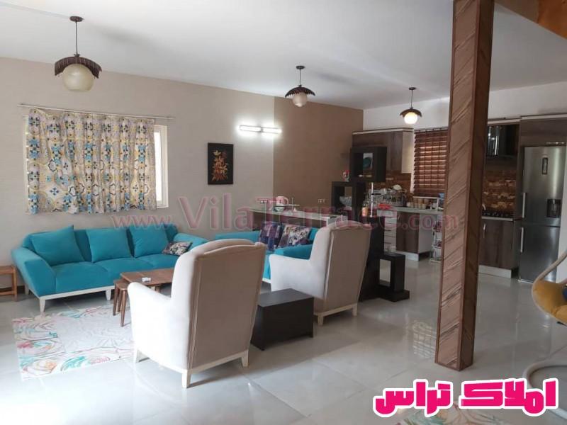ویلا چمستان روستایی 270 متری کد 561