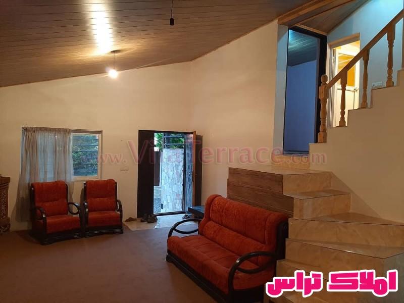ویلا چمستان روستایی 270 متری کد 538