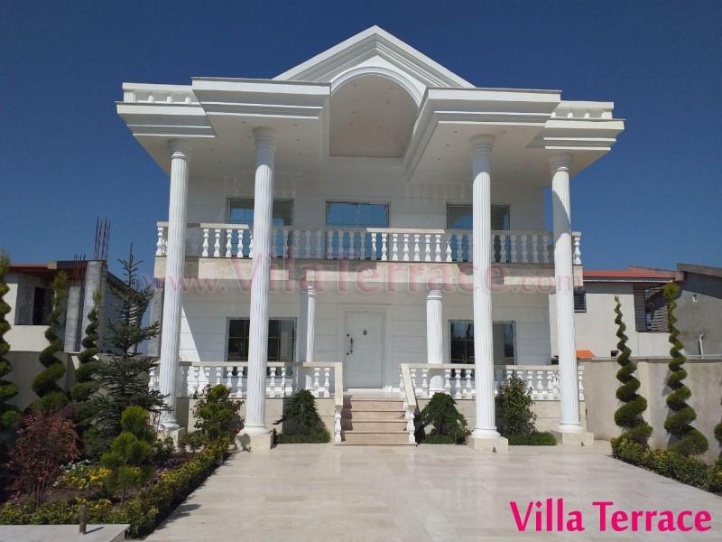 ویلا روستایی آمل 315 متری کد 131