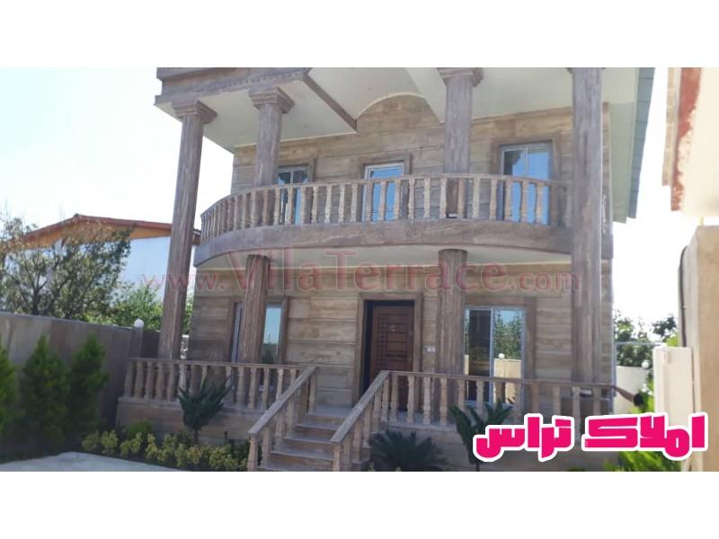ویلا چمستان روستایی 250 متری کد 515