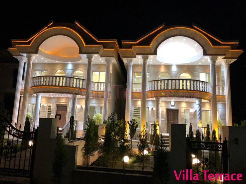 ویلا روستایی آمل 250 متری کد 127