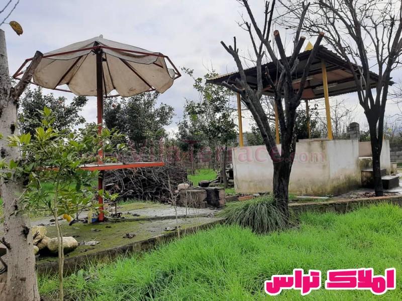 ویلا آمل روستایی 1020 متری کد 580
