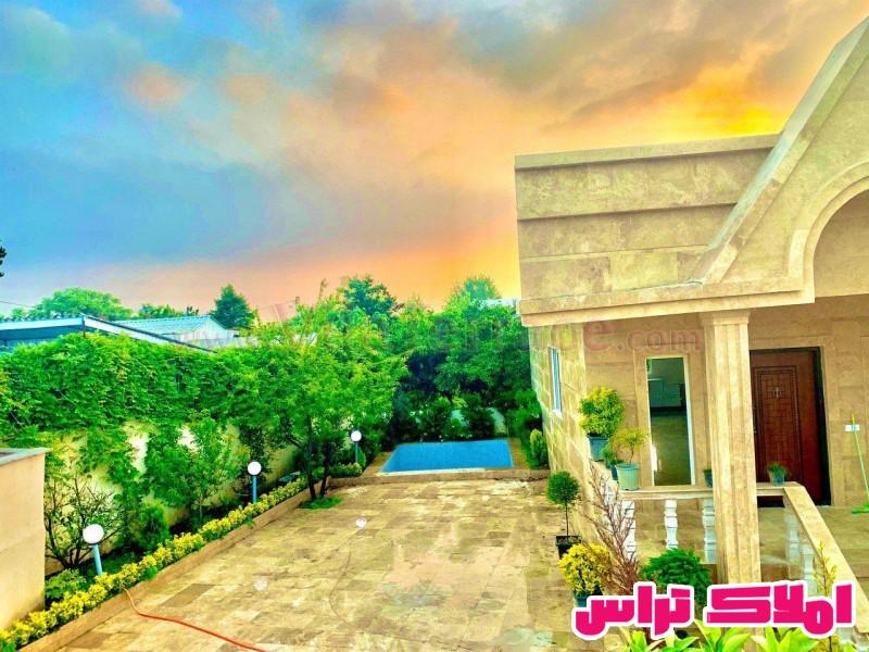 ویلا کلوده روستایی 400 متری کد 406