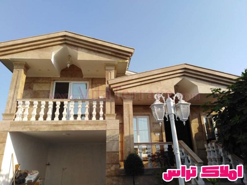 ویلا کلوده روستایی 211 متری کد 492