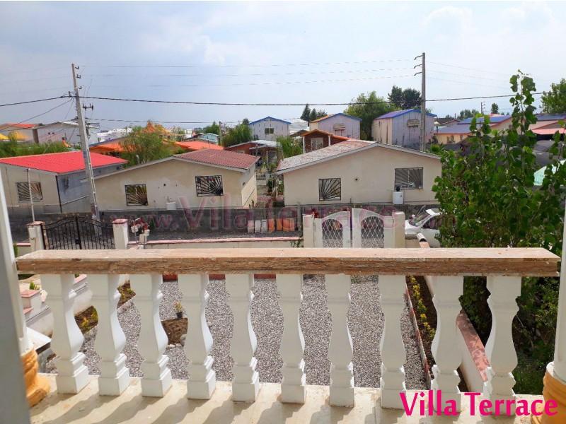 ویلا روستایی کلوده 450 متری کد 148