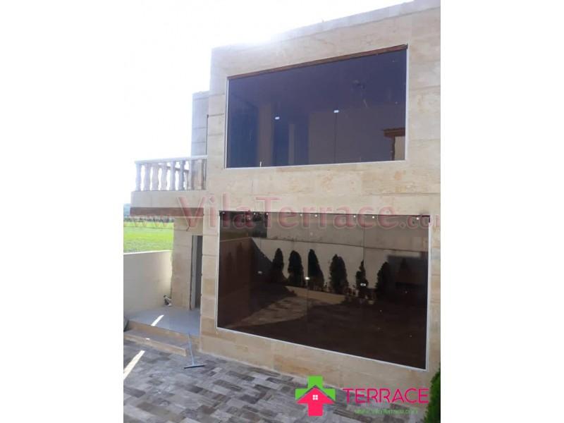 ویلا چمستان روستایی 400 متری کد 266