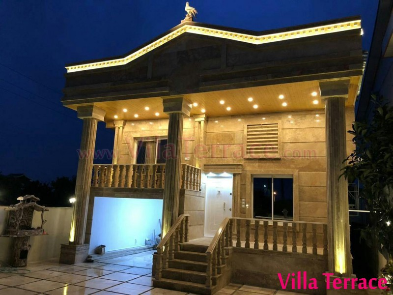 ویلا روستایی چمستان 220 متری کد 180
