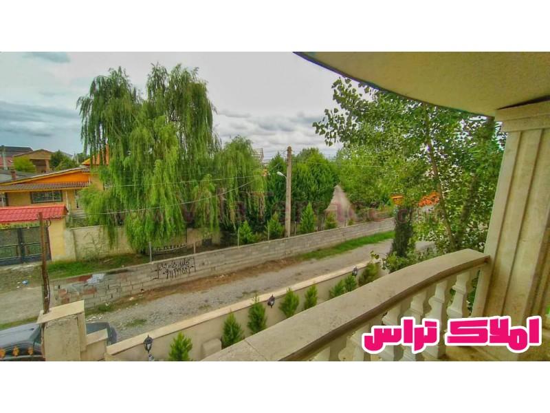 ویلا کلوده روستایی 240 متری کد 587