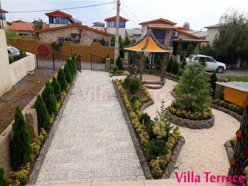 ویلا روستایی کلوده 380 متری کد 149