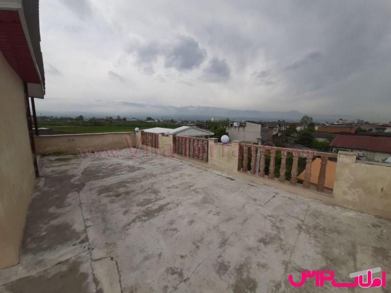ویلا آمل روستایی 250 متری کد 384