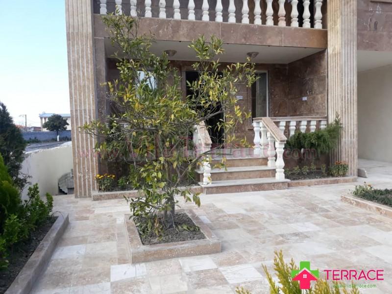 ویلا آمل روستایی 200 متری کد 650