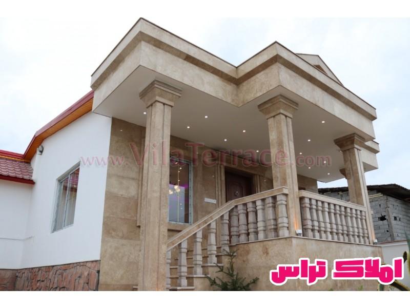 ویلا آمل روستایی 240 متری کد 570