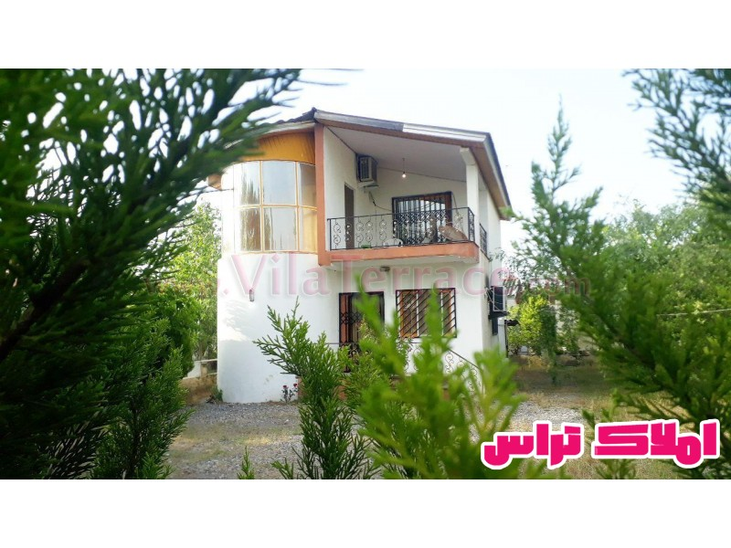 ویلا کلوده روستایی 550 متری کد 412