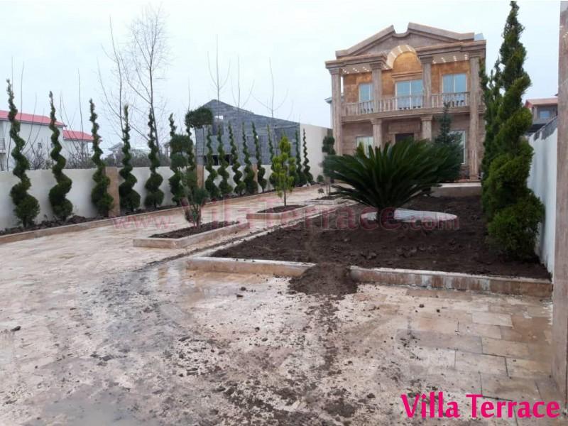 ویلا کلوده روستایی 450 متری کد 366