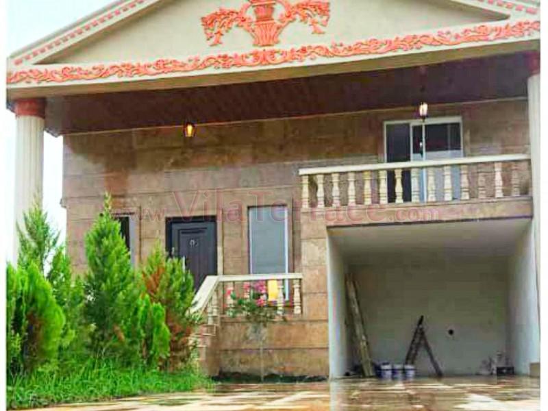 ویلا روستایی چمستان 280 متری کد 119