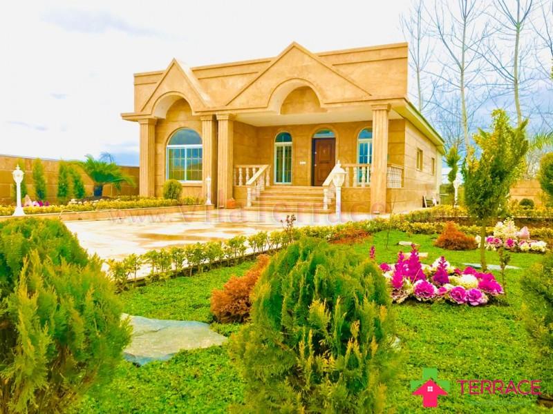 ویلا کلوده روستایی 1000 متری کد 595