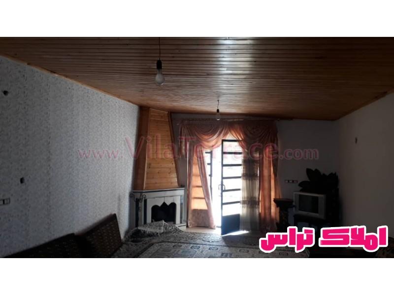 ویلا چمستان جنگلی 210 متری کد 525