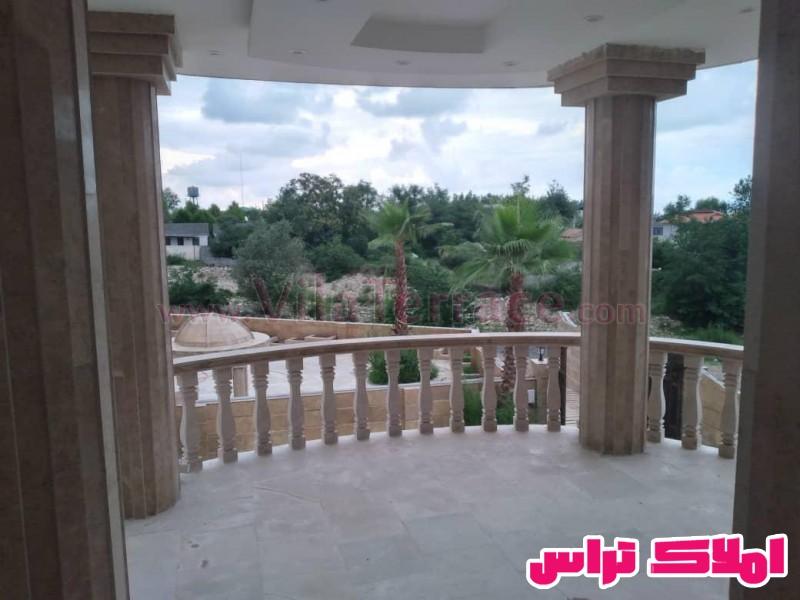 ویلا روستایی کلوده 250 متری کد 145