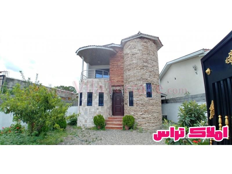 ویلا کلوده روستایی 260 متری کد 510