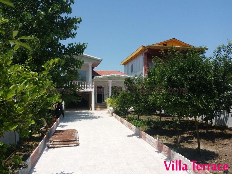 ویلا روستایی چمستان 400 متری کد 157