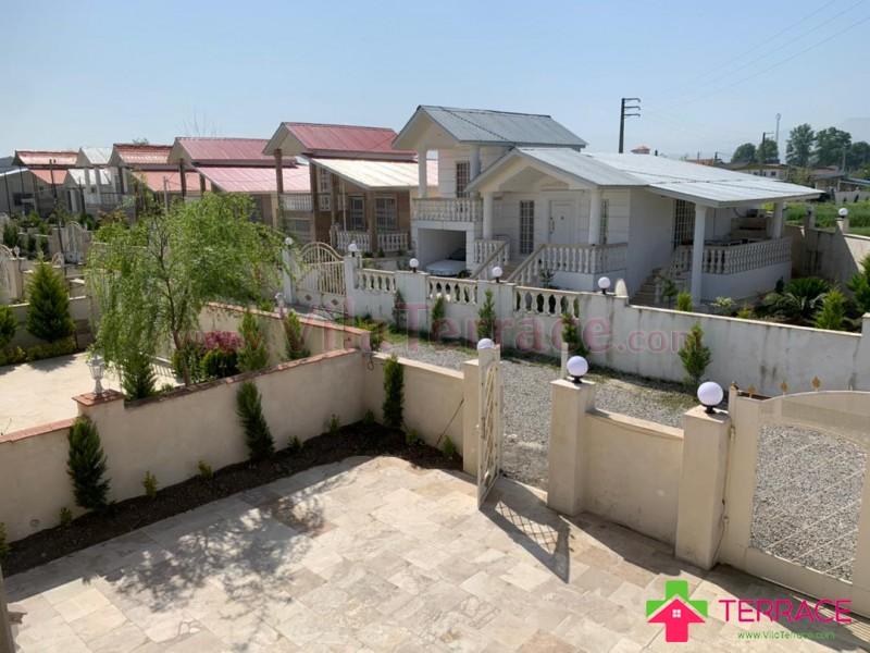 ویلا آمل روستایی 200 متری کد 659