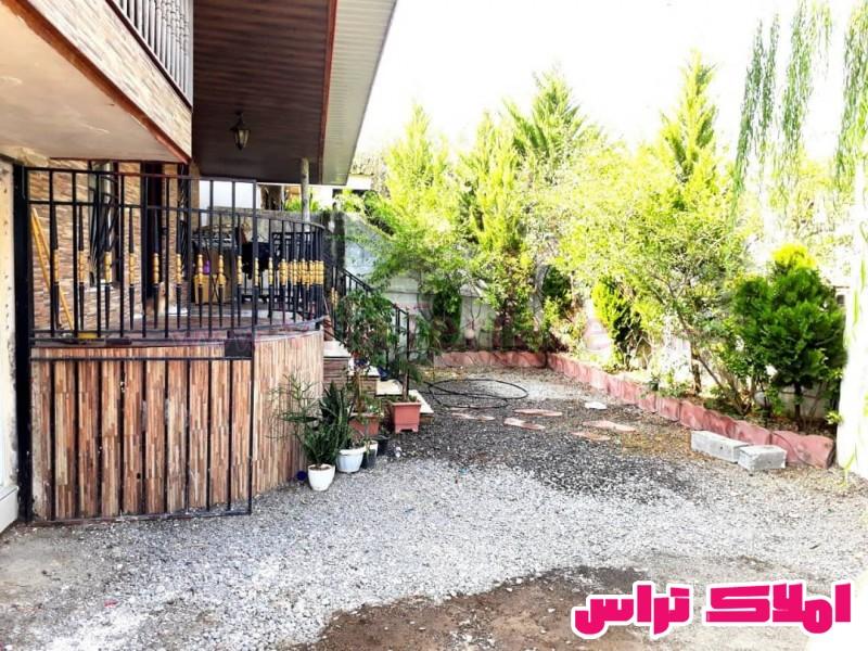 ویلا کلوده روستایی 300 متری کد 392