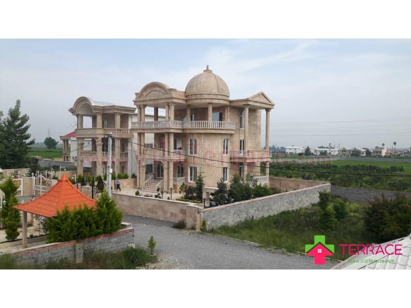 ویلا روستایی کلوده 250 متری کد 146