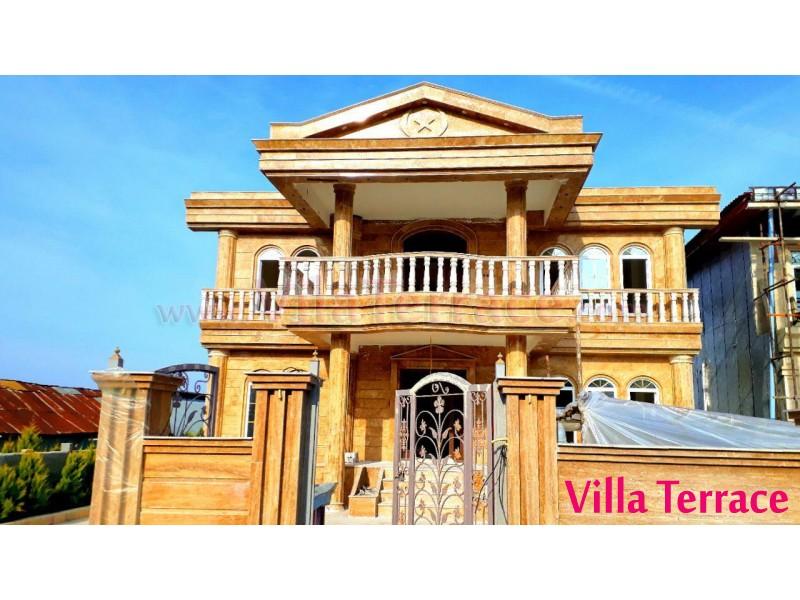 ویلا روستایی آمل 300 متری کد 132