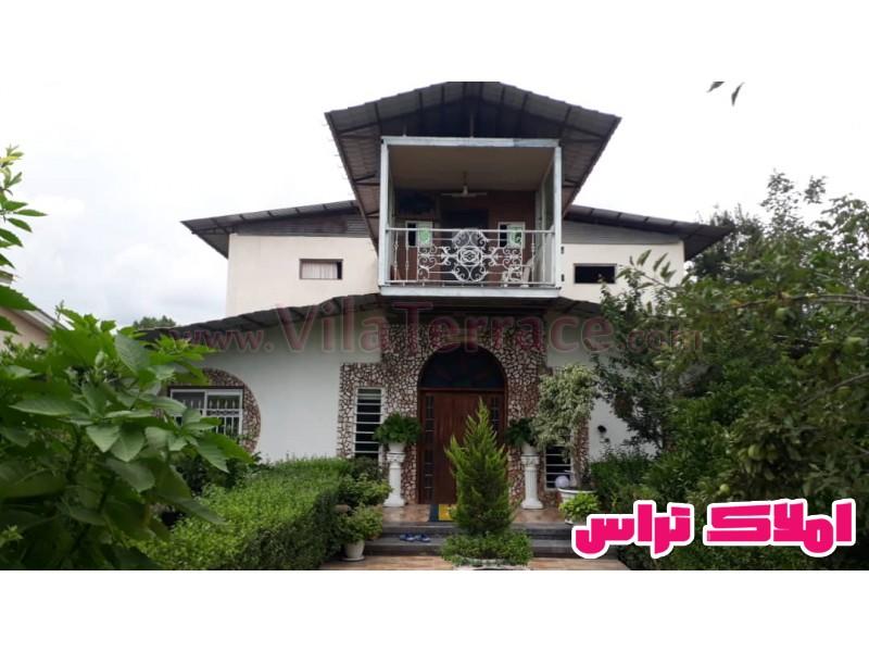 ویلا کلوده روستایی 530 متری کد 467