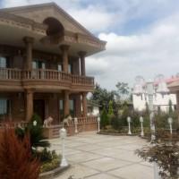 ویلا روستایی چمستان 400 متری کد 77